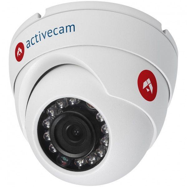 Фото 1 - Купольная IP камера ActiveCam AC-D8121WDIR3.