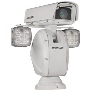 Фото 2 - Управляемая поворотная IP камера HikVision DS-2DY9188-AI2.