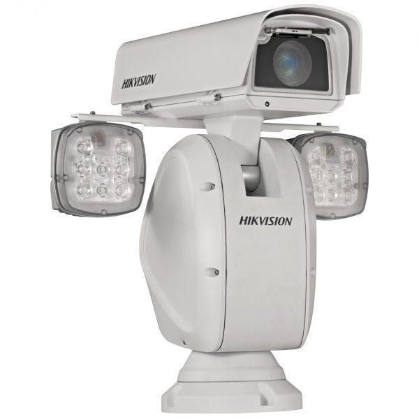 Фото 1 - Управляемая поворотная IP камера HikVision DS-2DY9188-AI2.