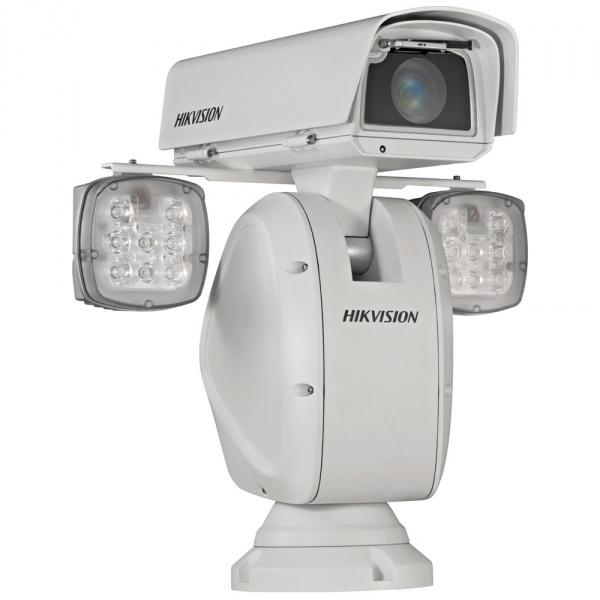 Фото 3 - Управляемая поворотная IP камера HikVision DS-2DY9188-AI2.