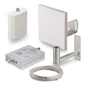 Фото 2 - Комплект дачный для усиления сотовой связи GSM900 KRD-900.