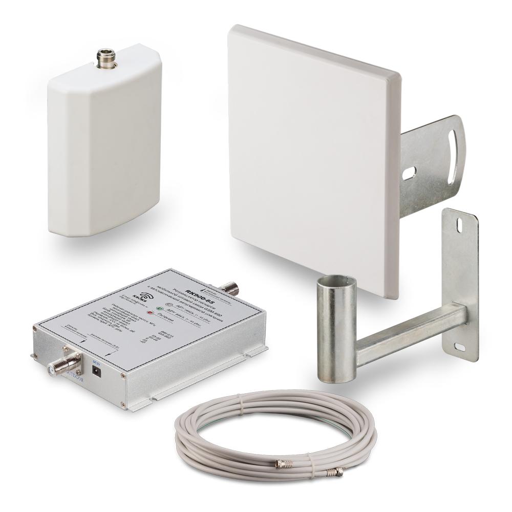 Фото 4 - Комплект дачный для усиления сотовой связи GSM900 KRD-900.