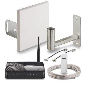 Оборудование для подключения интернета и усиления сигнала
