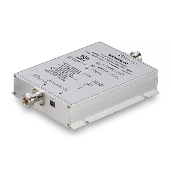 Фото 1 - Репитер GSM сигнала 1800МГц, усиление 60 дБ RK1800-60N.