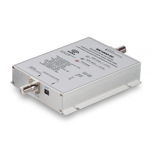 Фото 1 - Репитер GSM сигнала 1800МГц, усилением 60 дБ RK1800-60F.