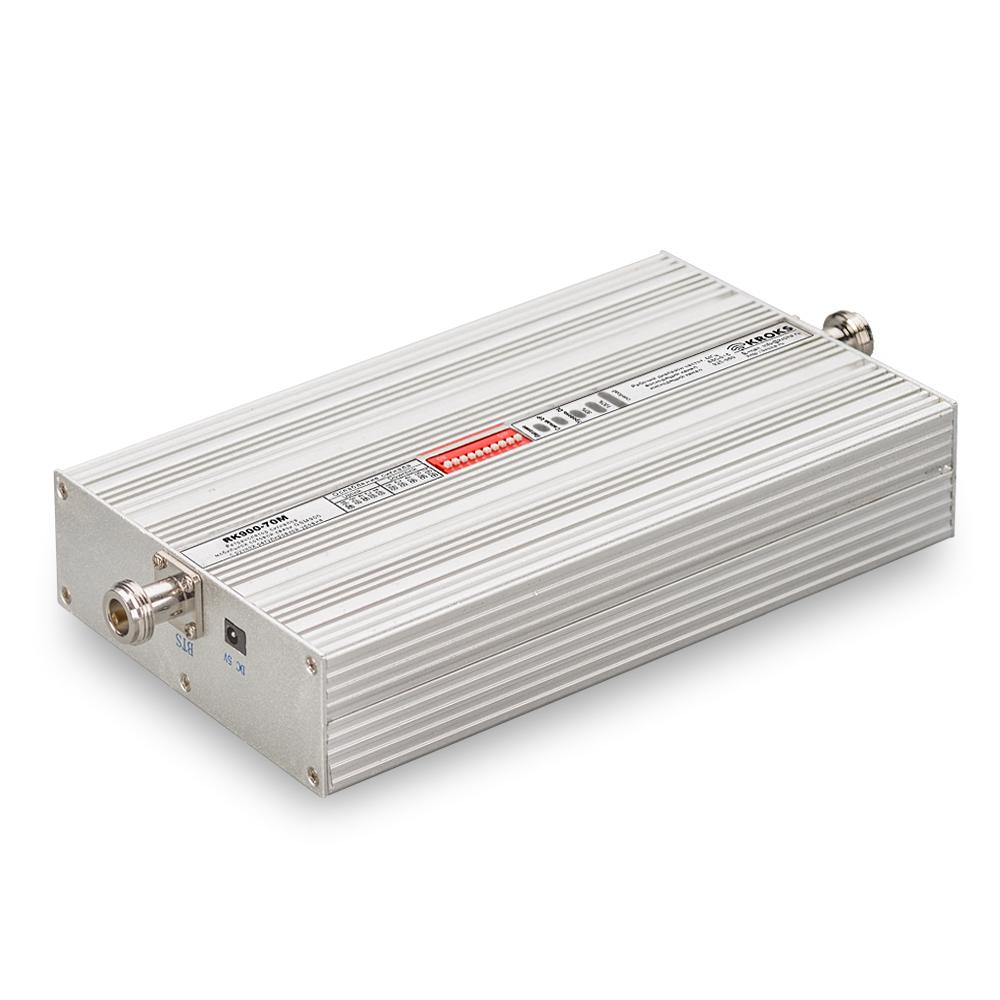 Репитер GSM900 RK900-70M-N с ручной регулировкой уровня
