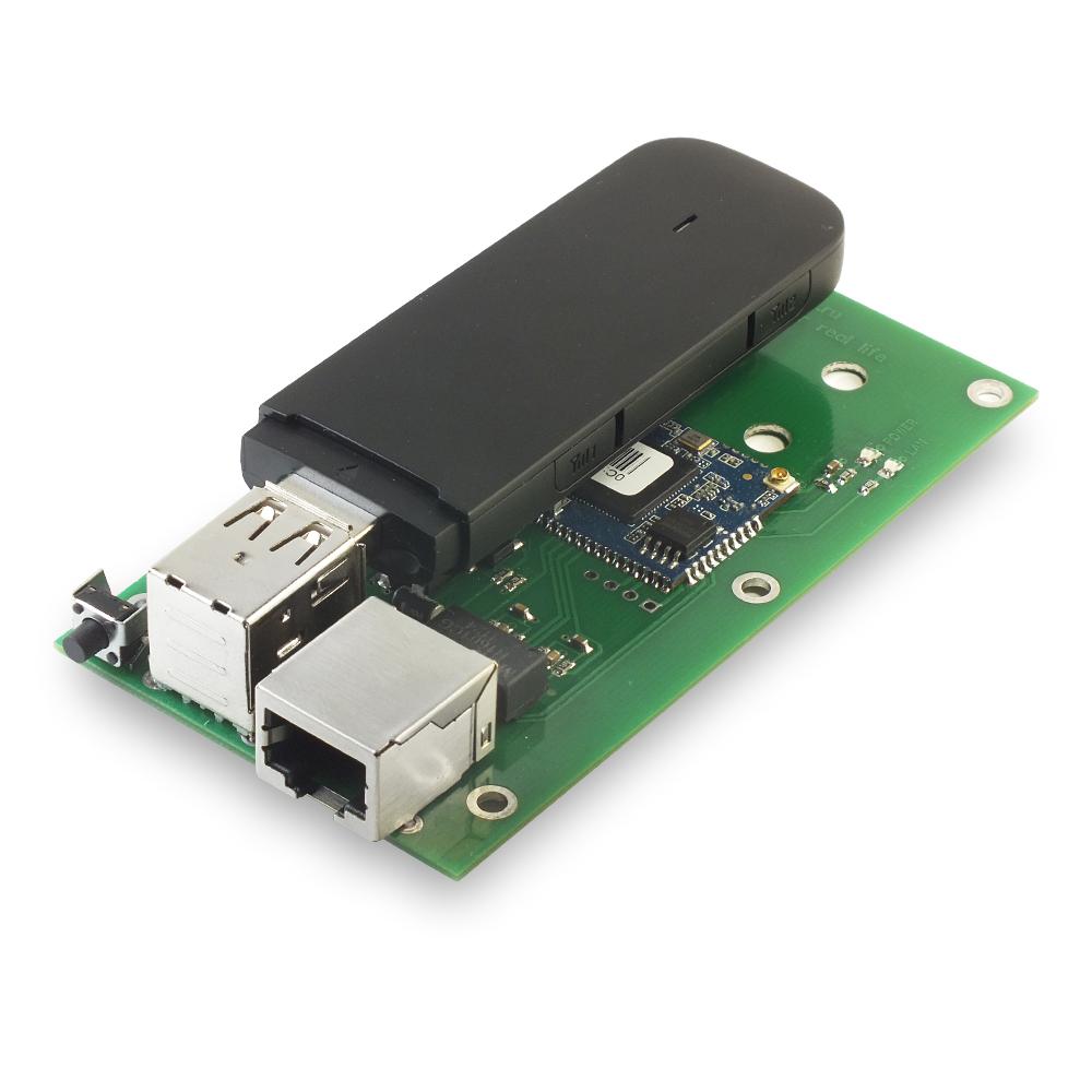 Роутер 4G Mini-LU PoE