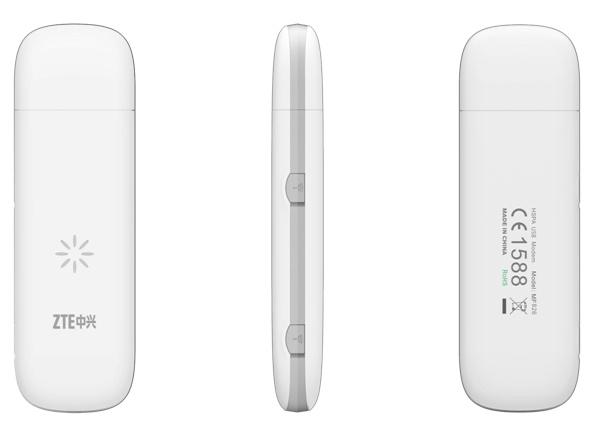 Фото 3 - 3G/4G LTE универсальный модем ZTE MF823.