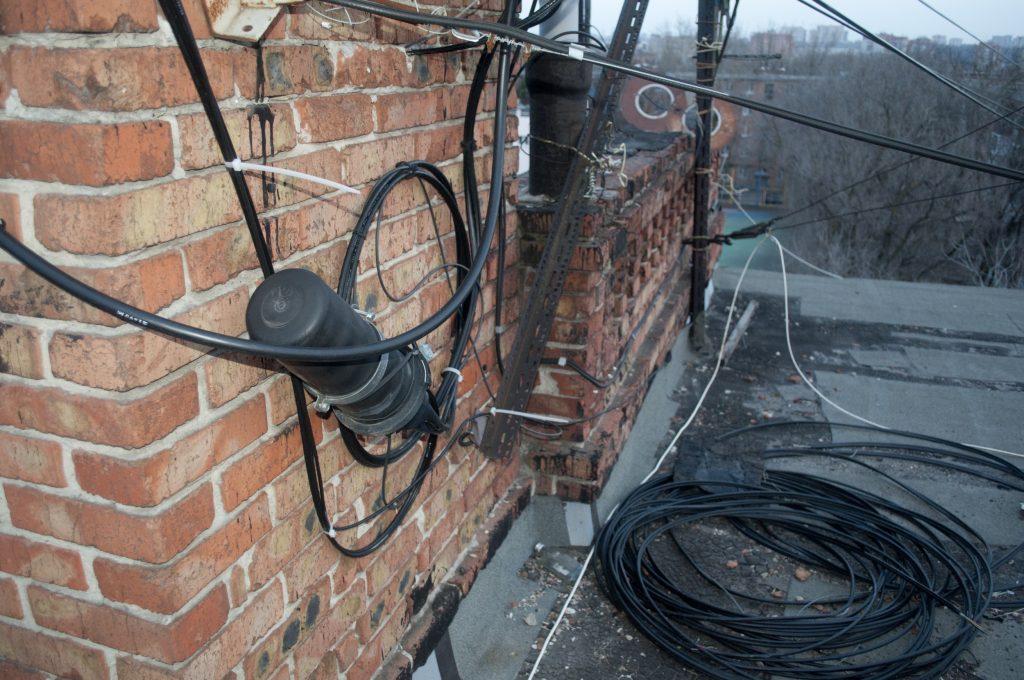 Проводной интернет в частный дом