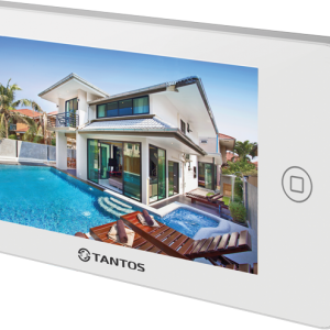 Фото 7 - Видеодомофон Tantos NEO + (white).