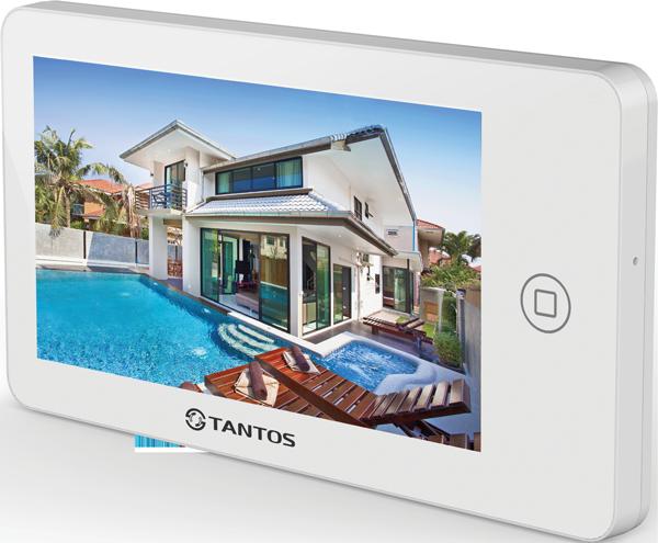 Фото 3 - Видеодомофон Tantos NEO + (white).