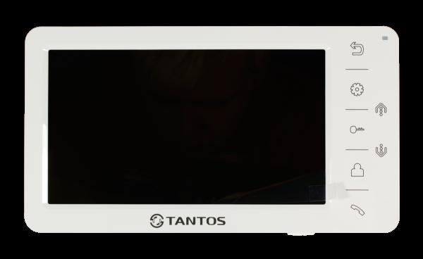 Фото 1 - Видеодомофон TANTOS Amelie (White).