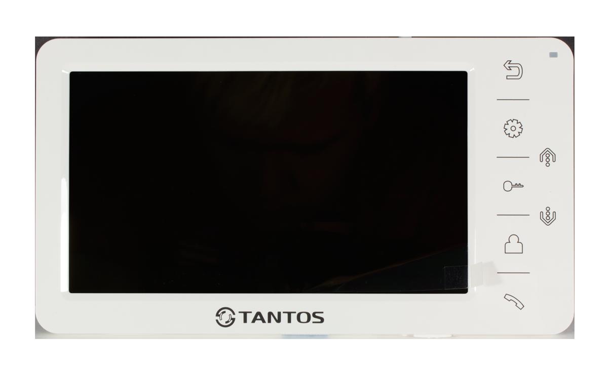 Фото 4 - Видеодомофон TANTOS Amelie (White).