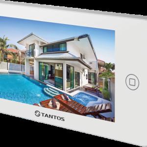 Фото 8 - Видеодомофон Tantos NEO GSM (white).