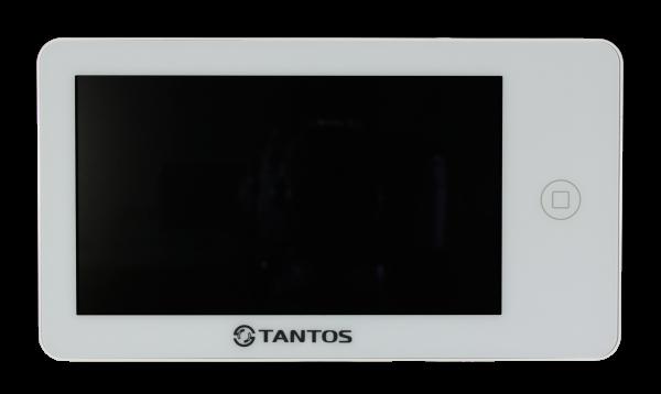 Фото 2 - Видеодомофон Tantos NEO GSM (white).