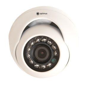 Фото 3 - AHD Видеокамера Optimus H052.1(3.6).
