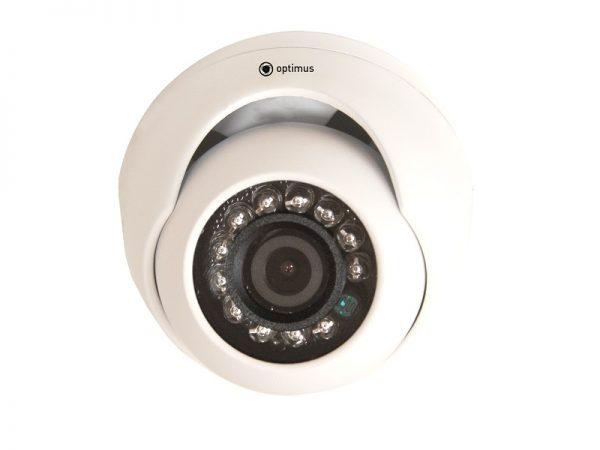 Фото 1 - AHD Видеокамера Optimus H052.1(3.6).