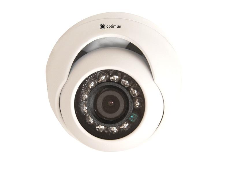 Фото 5 - AHD Видеокамера Optimus H052.1(3.6).