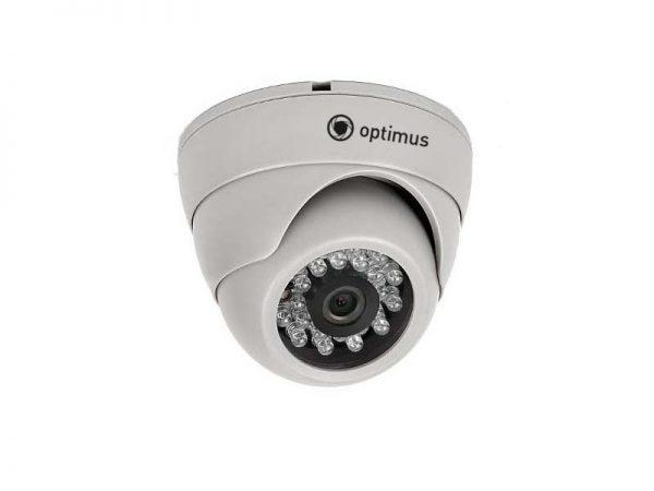 Фото 1 - AHD Видеокамера Optimus H042.1(3.6).