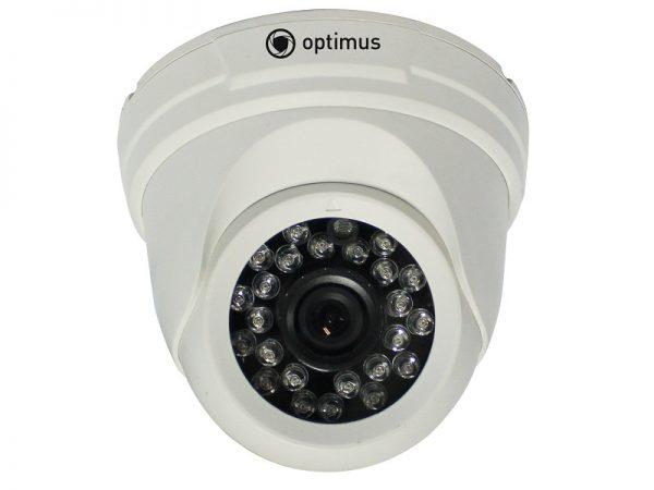 Фото 1 - AHD Видеокамера Optimus M021.0(3.6)E.