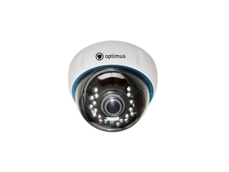 AHD Видеокамера Optimus M021.3(2.8-12)