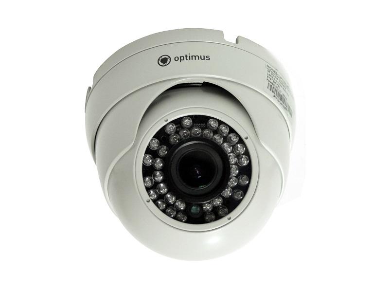 AHD Видеокамера Optimus M041.3(3.6)