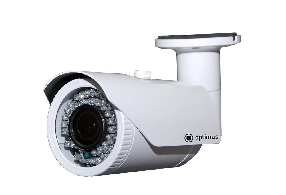 Фото 5 - IP Видеокамера Optimus IP-E014.0(2.8-12)P.
