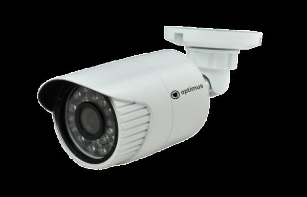 Фото 1 - IP Видеокамера Optimus IP-E011.0(2.8).