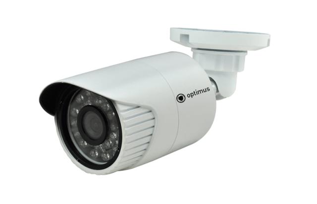 Фото 4 - IP Видеокамера Optimus IP-E011.0(2.8).