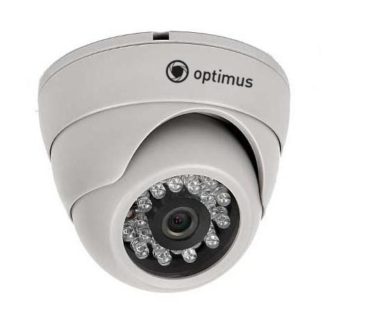 Фото 1 - Видеокамера Optimus IP-E021.0(2.8).