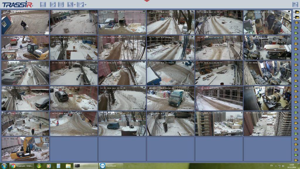 Установки видеонаблюдения фото 1