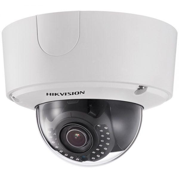Фото 1 - HikVision DS-2CD4526FWD-IZH + ПО TRASSIR в подарок. Уличная вандалостойкая IP-камера серии DarkFighter с аппаратной аналитикой и WDR 120дБ.