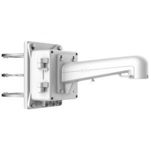 Фото 57 - HikVision DS-1602ZJ-box-pole. Кронштейн для крепления SpeedDome-камер на столб.