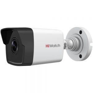 Фото 22 - HiWatch DS-T500. Уличный 5Мп HD-TVI мини-буллет с ИК-подсветкой EXIR.