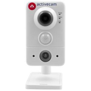 Фото 7 - ActiveCam AC-D7141IR1 + ПО TRASSIR в подарок. Сетевая 4Мп Cube-камера с ИК-подсветкой, microSD и PIR.