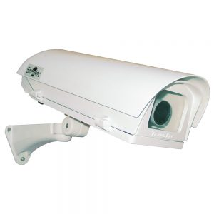 Фото 82 - Smartec STH-1230S-PSU1. Термокожух со встроенным обогревателем, солнцезащитным козырьком и настенным кронштейном для камер видеонаблюдения..