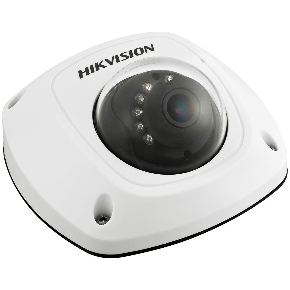 Фото 2 - Hikvision DS-2CD2522FWD-IWS + ПО TRASSIR в подарок. Беспроводной уличный вандалостойкий IP67-минидом с WDR 120дБ.