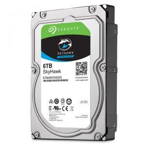 Фото 5 - Seagate ST6000VX0023. Жесткий диск 6 ТБ серии SkyHawk для систем видеонаблюдения на базе TRASSIR.
