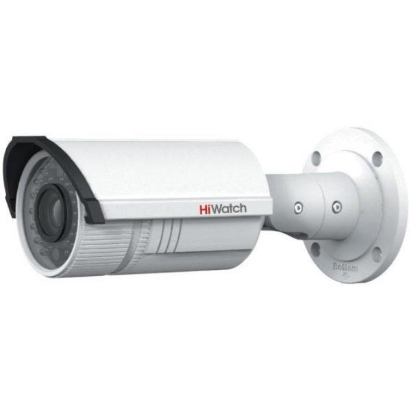 Фото 1 - HiWatch DS-I126. Уличная сетевая камера-цилиндр с вариофокальным объективом.
