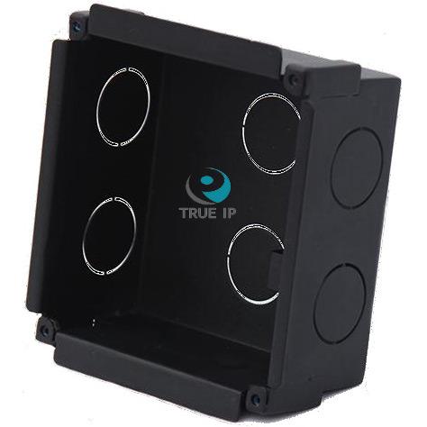 Фото 5 - Врезной металлический бокс TI-Box CUB для крепления вызывной панели TI-2308M (LT).