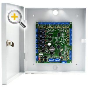 Фото 17 - Сетевой контроллер Sigur R500D4 до 7000 ключей, 500 временных зон и 40000 событий.