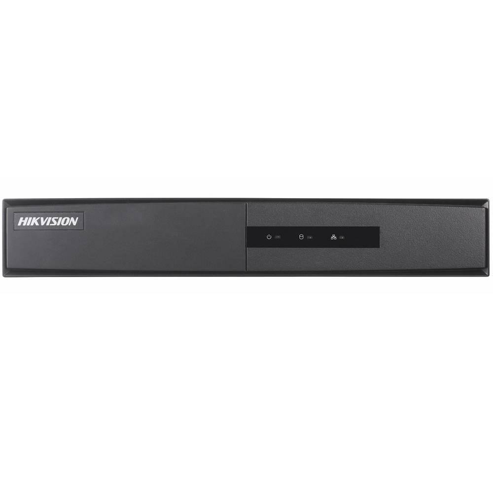 Фото 3 - Гибридный видеорегистратор Hikvision DS-7204HGHI-E1 с подключением до 4 аналоговых/HD-TVI и 1 IP-камеры.