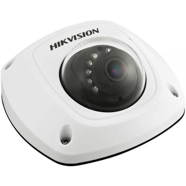 Фото 1 - HikVision DS-2CD2542FWD-IS + ПО TRASSIR в подарок. Уличный вандалостойкий минидом с WDR 120дБ, microSD и ИК-подсветкой.