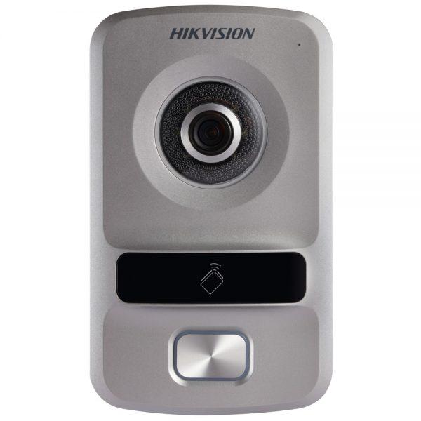 Фото 4 - HikVision DS-KV8102-IP/VP. Уличная IP вызывная панель с встроенной видеокамерой и LED/ИК-подсветкой для систем домофонии.