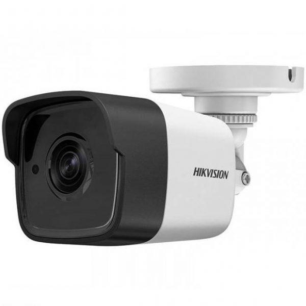 Фото 2 - Уличная 3 Мп корпусная TVI камера Full HD Hikvision DS-2CE16F7T-IT с Smart EXIR.