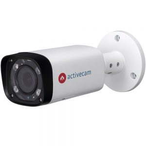 Фото 7 - ActiveCam AC-D2123WDZIR6 + ПО TRASSIR в подарок. Уличная FullHD IP-камера с motor-zoom и ИК-подсветкой.