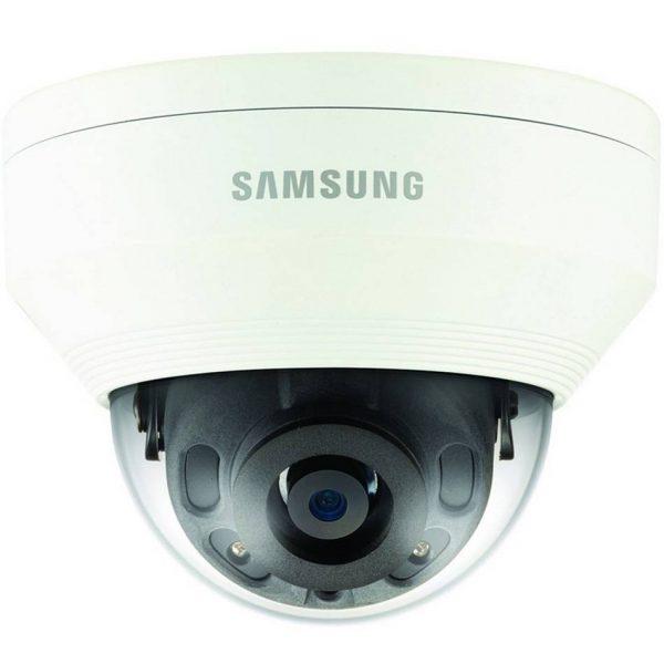 Фото 1 - Вандалостойкая уличная IP-камера Wisenet Samsung QNV-6020RP с ИК-подсветкой.