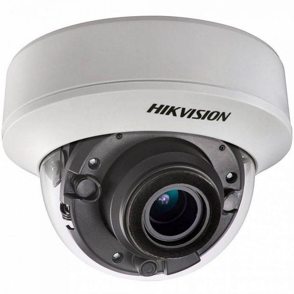 Фото 2 - HD-TVI 3Мп видеокамера DS-2CE56F7T-ITZ с моторизированным объективом, WDR 120 дБ, EXIR.