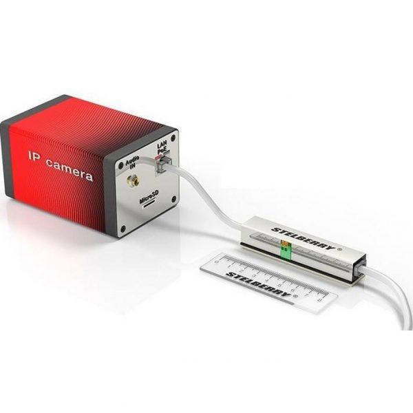 Фото 2 - Проходной PoE сплиттер STELBERRY MX-225 для питания микрофонов от IP-камер с поддержкой 802.3at и 802.3af.