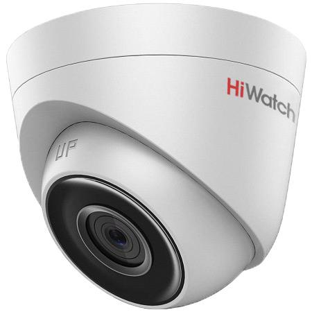 Фото 1 - HiWatch DS-I203. Уличная 1080p сферическая IP-камера с ИК-подсветкой EXIR.